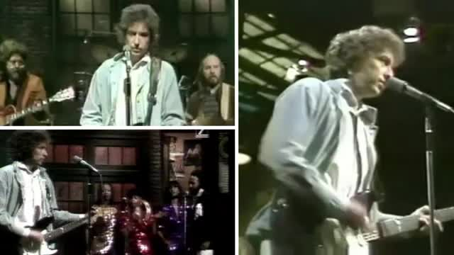 Bob Dylan - Saturday Night Live Performance (1979)
